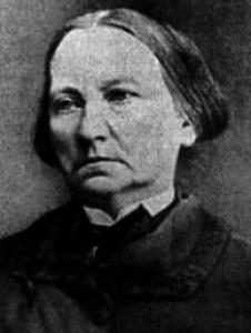 Fue una de las primeras mujeres universitarias. Tenía que acudir a clase como oyente vestida de chico.